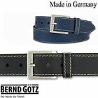 Bernd Götz Jeans Belt 4 Cm Wide Pull Up-Cattle Leather to 120 BW / 402046