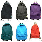New Women Vivid Color College Student Book Backpack BagTravel Bags All Colors CA