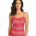 NEW Fantasie Swim Denver Adjustable Side Tankini Top 5925 Rouge VARIOUS SIZES