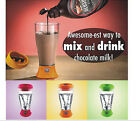 Battery-operated Mixing Cup Skinny Moo Mixer Chocolate Milk Mixer Brand New