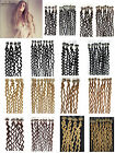 100S Silicone Micro Loop Ring Beads Tip Curly Remy Human Hair Extensions 20''50g