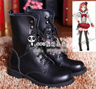 Love Live Tojo Hoshizora Koizumi Nico Cosplay Shoes Black Shoes Free Shipping