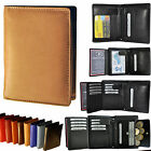 2 Piece = 1 Bargain Price! 1 Wallet with 19 Compartments + 1 Keychain