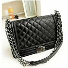 New 2015 Classic Women's Quilted Leather Chain Purse Shoulder Bag 5 Color