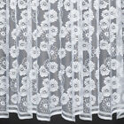 DAISY - HIGH QUALITY NET CURTAIN - 11 DROPS - SOLD BY THE METRE - CUT TO LENGTH