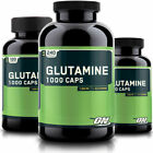 Optimum Nutrition Glutamine 1000 Amino Acids 60, 120 or 240 Capsules
