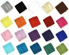 10 Yards Faux Suede Cord Leather Lace 3mm x 1.5 - Choose Color - Jewelry Crafts