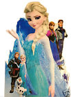 Elsa Anna Olaf Frozen Wall Sticker Art Kids Childrens room Extra Large Kids room