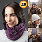 Heat Holders - Women's Thermal Winter Neck Warmer,3.5 tog,one size,6 colours