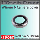 """Silver Rear Back Camera Lens Glass Replacement For iPone 6 4.7"""""""