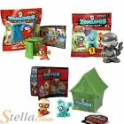 Zomlings In The Town Series 1 Zombie Toy Figures - Tower / Figure / House Packs