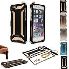 KANENG Transformers Aluminum Metal Frame Case Cover for Apple iPhone 6 4.7 Inch