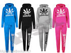 NEW WOMENS LADIES GIRLS ADDICTED HOODED TRACKSUIT TOP JOGGING BOTTOMS S-M-L-XL