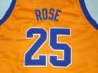 CUSTOM SIMEON HIGH SCHOOL JERSEY ROSE  NEW SEWN  CUSTOM NAME & NUMBER XS - 5XL