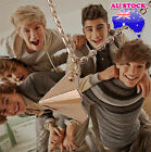 One Direction 1d Harry Paper Plane Necklace Airplane Necklace