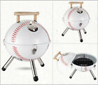 """Portable Mini Outdoor Camping Barbecue Grill, Home Charcoal BBQ Stove 12"""""""