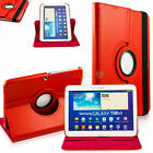 360 Rotating Leather Smart Case StandCover For Samsung Galaxy Tab 3 10.1 P5200