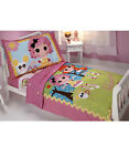 """Lalaloopsy """"Sew Magical"""" 4-Piece Toddler Bedding Set"""