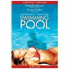 Swimming Pool (DVD, 2004, Unrated Edition)  BEAUTIFUL, EXCELLENT CONDITION !!