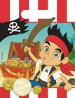 Disney Jake The Pirate Loot Party Bag To Fill with Toys - Fa
