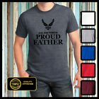 Air Force Proud Father Mens T shirt Fathers Day Proud Papa Shirt Gifts for Dad