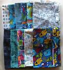 1 Large Baby Boy Wet Bag - Approx 30cm x 40cm for Cloth Nappies and Wet Swimmers