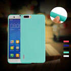 UltraThin Candy Color Case Cover Skin for Huawei Honor 7 4X 4C 6X/Plus Mate7 P8