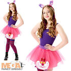 Cheshire Cat Tutu Set Ladies Fancy Dress Disney Wonderland Teens Adult Costume