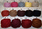Bulky~~Wool/Mohair Doll Hair Yarn~~~Single Ply~~For All Your Doll Hair Needs~EB