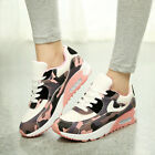 Fashion Women's Camouflage Sports Shoes Breathable Running Sneakers Athletic New