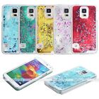 Bling Glitter Stars Flow Sand Quicksand Case Phone Cover for Samsung S5 i9600