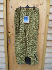 TRESPASS FAGAN BOARD BREATHABLE INSULATED GREEN CAMO SKI BOARD PANTS XL MEN NEW