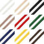 Gimp Braid Trim 10mm Crafts Upholstery Edging By The Metre Double Swirl Pattern