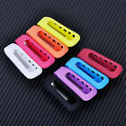 NEW Replacement Silicone Metal Clip Belt Holder Case Cover Skin for Fitbit One
