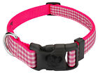 Country Brook Design® Deluxe Pink and White Gingham on Hot