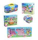 Peppa Pig Picnic Cupcake Or Mega Dough Play Dough Set Activity Official Products