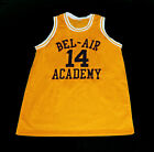 WILL SMITH - FRESH PRINCE OF BEL-AIR BASKETBALL JERSEY SEWN NEW ANY SIZE