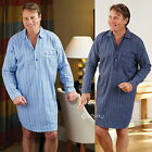 Mens Champion Harrow Nightshirt Brushed Cotton Sizes M up to 3XL Pyjama
