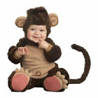 HALLOWEEN Infant Baby Lil Monkey Costume Small Large Medium Cosplay Fancy Dress