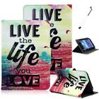 """Popular Universal Leather Flip Stand Case Cover +Stylus For 7"""" 7 Inch Tablet PC"""