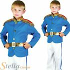 Boys Prince Charming Fairy Tale Book Week Kids Child Fancy Dress Costume Outfit