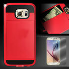 New Card TPU Leathe ShockProofr Wallet Cover Flip Phone Case For Samsung Note 4
