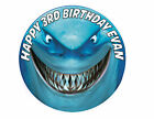 Shark Finding Nemo Beach Party Cake Decoration icing sheet Birthday Party Cake