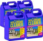 PATIO CLEANER STONE CONCRETE FLAGS PATH BLOCK PAVING BRICK DRIVE