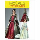McCalls 6097 Victorian Goth Costume Sewing Pattern Bustle Sewing Pattern M6097