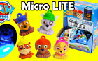 "PAW PATROL MICRO LITE 1.5"" KEY LIGHT - CHOOSE YOUR PUP - 1 PER ORDER NEW SEALED"