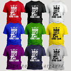 AWESOME DAD top dad IF GRANDAD CAN'T FIX XMAS PRESENT FATHER'S FUNNY MENS TSHIRT