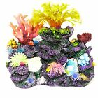 Realistic Artificial Aquarium Coral Reef Extra Large Polyp Fish Tank Ornament