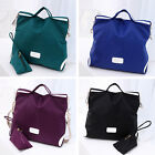 Women New Handbag Canvas Shoulder Bag Purse Clutch Messenger Hobo Totes + Wallet
