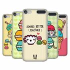 HEAD CASE DESIGNS KAWAII MACARONS HARD BACK CASE FOR APPLE iPOD TOUCH MP3